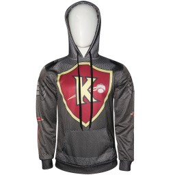 Sublimated Knights Hoodies