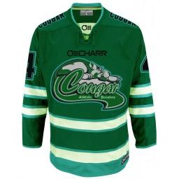 Cougar Ice Hockey Jersey