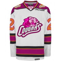 Cougars Ice Hockey Jersey