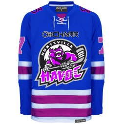 Blue Ice Hockey Jersey