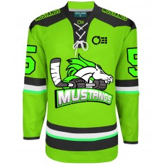 Mustangs Ice Hockey Jersey