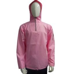 Anorak Jacket with Back Pocket