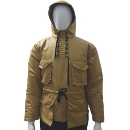 Anorak Jacket with Pockets