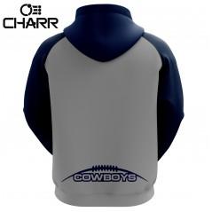 NFL Cowboys Sublimation Hoodies