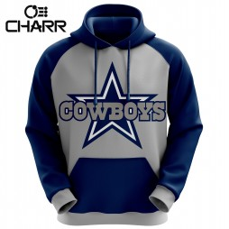 Dallas Cowboys Sublimated Hoodie