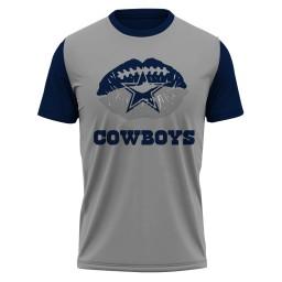 NFL Team Dallas Cowboys Sublimation T-shirt