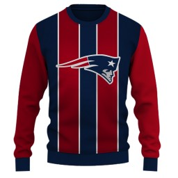 New England Patriots NFL Team Sports Jumper
