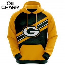 Green Bay Packers Team Sublimation Hoodie