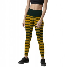 Green Bay Packers Sublimated Legging