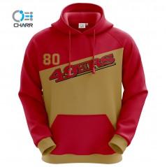 49ers San Francisco Team Sublimation Hoodie