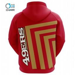 San Francisco 49ers Team Sublimation Hoodie