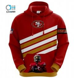 Team San Francisco 49ers Hoodie