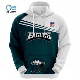 Philadelphia Eagles Team Sublimation Hoodie