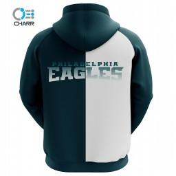 NFL Team Philadelphia Eagles Sublimation Hoodie