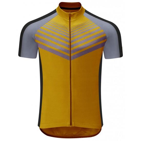 43b3ae7c1 Yellow Black Cycling Jersey