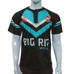 Rugby Jersey Sublimated