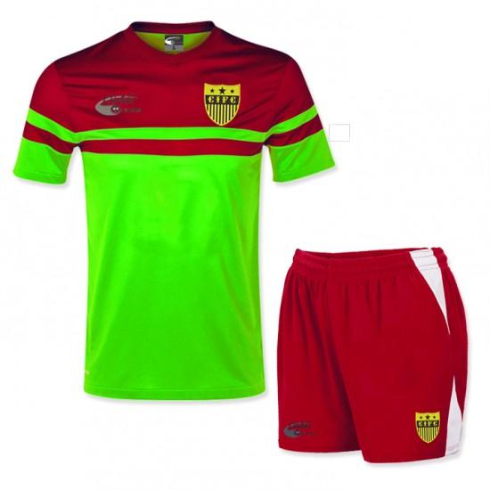 Sublimated Soccer Uniform