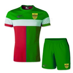 Digital Printed Soccer Uniform