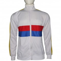 Poly Cotton Track Top