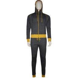 Terry Cotton Track Suit