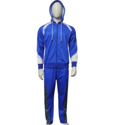 Tricot Hooded Track Suit
