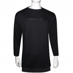 Elongated Full Sleeve Tee