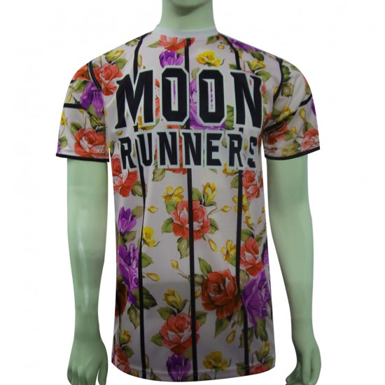 Floral Sublimated Tees