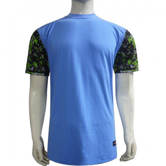 T-shirt Cotton- Sublimated Sleeves
